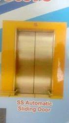 SS Automatic Sliding Door