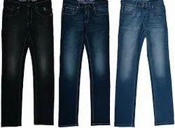 Boys 3 Colour Jeans For Man's