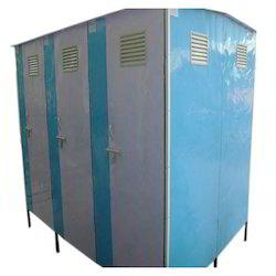 Portable Unit Toilets