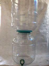 Plastic Jar Dispenser