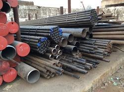 Round, Square ISMT Steel Pipes