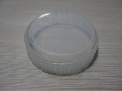 SAI SAMARTHA Transparent Tissue Culture PP Cap, Size: 63 Mm