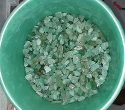Green Aventurine Polished Chips