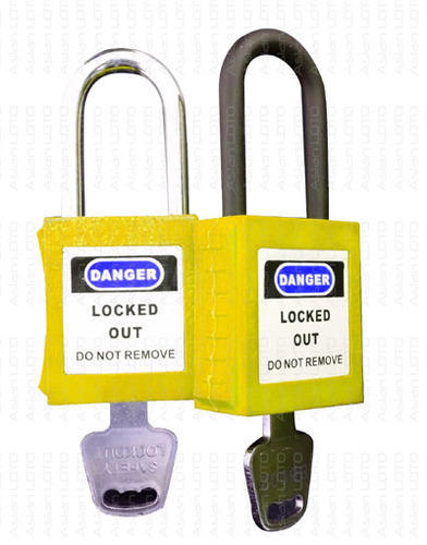 2c0a67edc87 Safety Padlock Lockout Tagout at Rs 375  piece