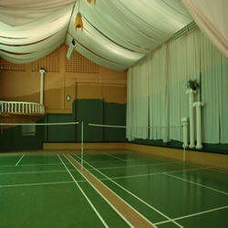 PVC Indoor Sports Flooring