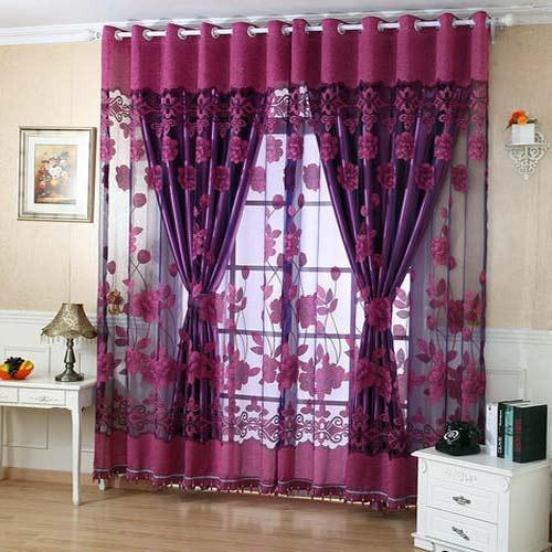 Designer Ready Made Curtain