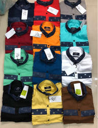 Printed Plain Shirts