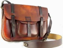 Handmade Leather Bag at Rs 950  piece   हाथ का बना ... 1bb6aad722