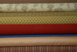 Natural Herbal Dyed Cotton Fabric