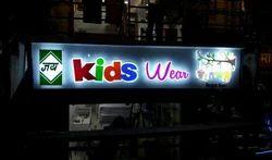 LED Acrylic Letter Sign