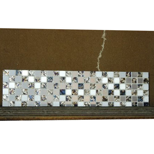 designing mosaic border tile, mosaic border tile - ceramiche d art, Hause deko
