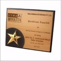 Brown Custom Wooden Award, Packaging Type: Box