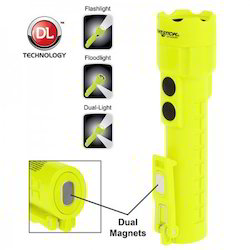 Flame Proof Dual LED Torch