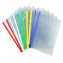 Transparent Plastic File