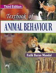 Textbook Of Animal Behaviour, Third Edition By Mandal