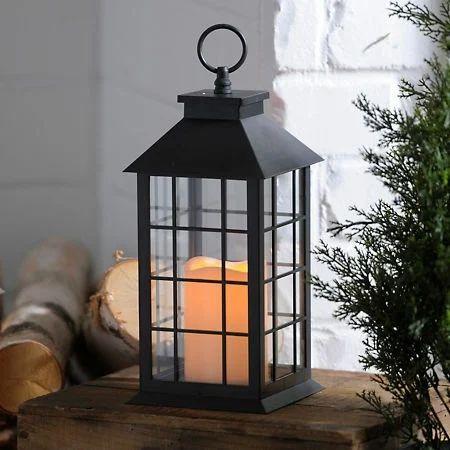 Decorative Lanterns Black Metal Lantern Manufacturer