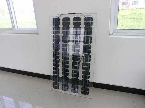 Amorphous Silicon 250 W Bipv Solar Panel Rs 35 Watt Re