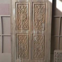 Door Panel Engraving In 3D