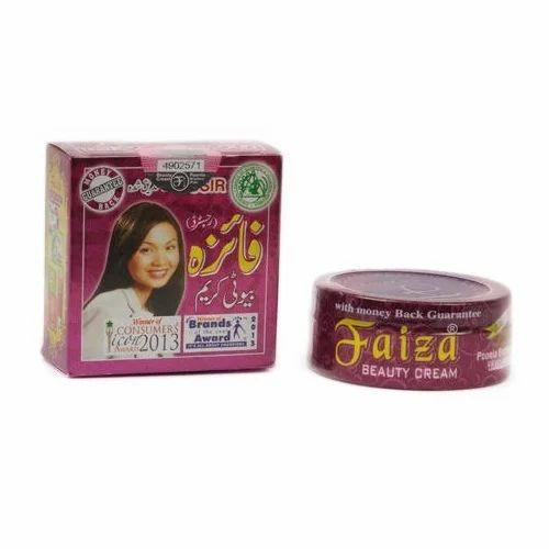 Pakistani Creams Faiza Beauty Cream Small 30g