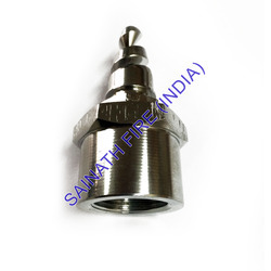 Spiral Steel Nozzle