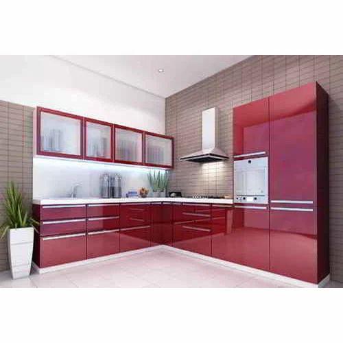 Pvc Modular Kitchen At Rs 10000 Piece प व स म ड य लर क चन प व स क म ड य लर रस ई Sri Laxmi Venkateshwara Furniture Works Hyderabad Id 13320427455