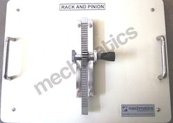 Rack and Pinion Model