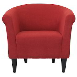 Upholstered Sofa Chair