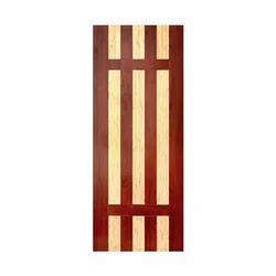 Pine Wood Polished Pine Wooden Doors
