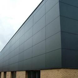 Aluminium Cladding Manufacturers Amp Suppliers Of Aluminum