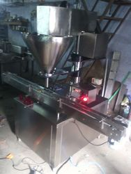 Automatic 1 Head Auger Type Powder Filling Machine