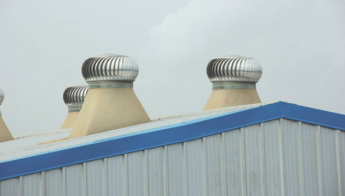 24'  Dia ( 600mm) Aluminum Turbine Air Ventilators