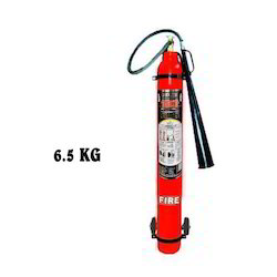 6.5 Kg Trolley Mounted Fire Extinguishers