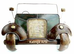 Vintage Car Wall Decor