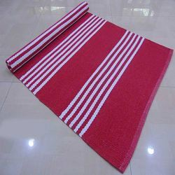 Hand Woven Plastic Rugs
