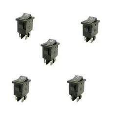 4 Pin Mini Rocker Switch
