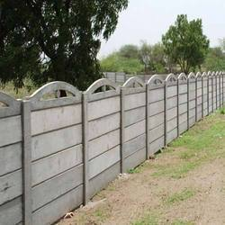 Garden Compound Wall
