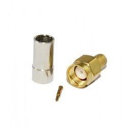 SMA (M) RG 58 Separate Pin