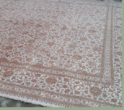 Printed Silk Carpet, Shape: Rectangular