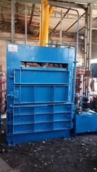 Hydraulic Press For Cotton Waste