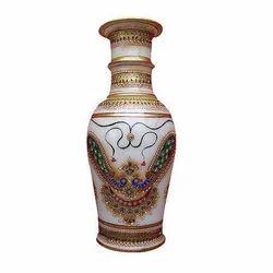 Glass Handicraft Vase