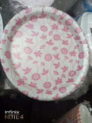 Wholesaler of Plastic Decorative Plate & Paper Plate by Haideri