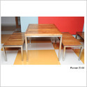 Indoor & Outdoor Table Set