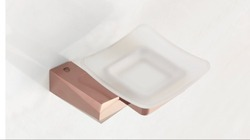 Rose Gold Soap Dish