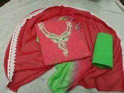 Zaccard Dress Material