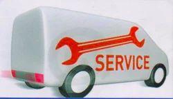 Service Delivery Van Body
