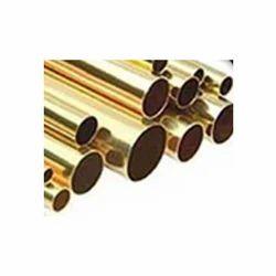 63/37 Brass Tubes