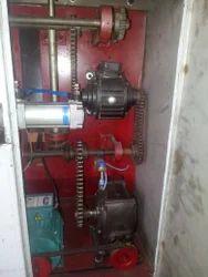 Clutch Breck & Motors For FFS Machine