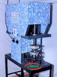 Semi Automatic Dona Double Die Machine