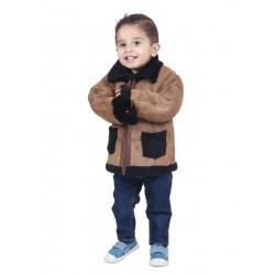 Kids Leather Jacket Children Leather Jacket Latest Price