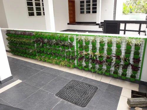 Beautiful Vertical Gardens À¤µà¤° À¤Ÿ À¤•à¤² À¤— À¤° À¤¡à¤¨ Tradail International Kochi Id 20170689297